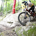 Photo of Tanner STEPHENS at Mont-Sainte-Anne, QC