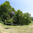 Photo of Blake BUNTING at Mont-Sainte-Anne, QC
