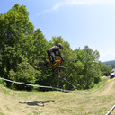 Photo of Anthony POULSON at Mont-Sainte-Anne, QC