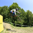 Photo of Darcy COUTTS at Mont-Sainte-Anne, QC