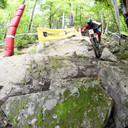 Photo of Skyler PRIMACK at Mont-Sainte-Anne, QC