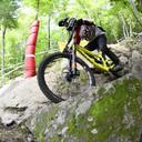 Photo of Aidan CASNER at Mont-Sainte-Anne, QC