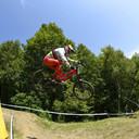 Photo of Finn ILES at Mont-Sainte-Anne, QC