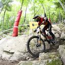 Photo of Marc BEAUMONT at Mont-Sainte-Anne, QC