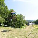Photo of David KAHN at Mont-Sainte-Anne, QC