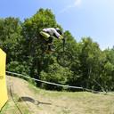 Photo of Seth BARRETT at Mont-Sainte-Anne, QC