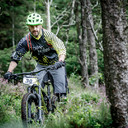 Photo of David DE COURCY at Mt Leinster, Co. Wexford