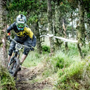 Photo of Barry TRACEY at Mt Leinster, Co. Wexford