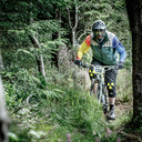 Photo of Stephen POOTS at Mt Leinster, Co. Wexford