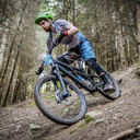 Photo of Lee BAINES at Innerleithen