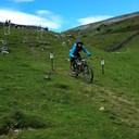 Photo of Tom MOORE (mas) at Swaledale