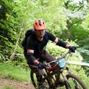 Photo of Ian WRIGLEY at Innerleithen