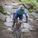Photo of Jonathan WELLS at Innerleithen