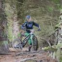 Photo of Mike BRAIN (vet) at Innerleithen