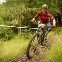 Photo of Stephen HARDCASTLE at Innerleithen
