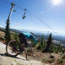 Photo of Anthony EVANS at Big White Resort, BC