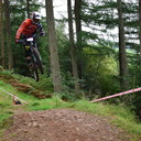 Photo of Andrew GEORGESON at Ae Forest