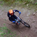 Photo of Cameron BROWN at Ae Forest