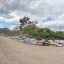 Photo of Harry LAWLEY at Revolution Bike Park, Llangynog