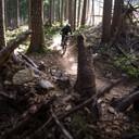 Photo of Darryll KIRBY at Revelstoke, BC