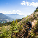 Photo of Amy MORRISON at Revelstoke, BC
