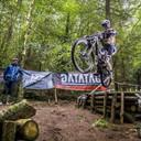 Photo of Callum RUSSELL (sen2) at Gnar Bike Park, Cumbria