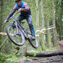 Photo of David READ at Gnar Bike Park, Cumbria