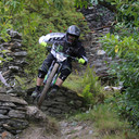 Photo of Darren HOWARTH at Revolution Bike Park, Llangynog