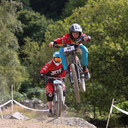 Photo of Gregory HOPKINS at Revolution Bike Park, Llangynog