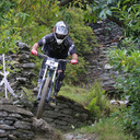 Photo of Karl TAYLOR at Revolution Bike Park, Llangynog