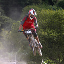 Photo of Chris BORROWDALE at Revolution Bike Park, Llangynog