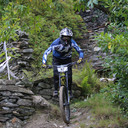 Photo of Christopher THOMAS at Revolution Bike Park, Llangynog