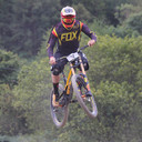 Photo of Carl TEATHER at Revolution Bike Park, Llangynog