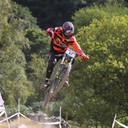 Photo of Simon DOBSON at Revolution Bike Park, Llangynog