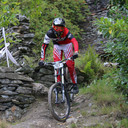 Photo of Adam OWEN (yth) at Revolution Bike Park, Llangynog