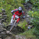 Photo of Matt DEAN at Revolution Bike Park, Llangynog