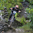 Photo of Mark CROXALL at Revolution Bike Park, Llangynog