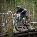 Photo of Mark DOWSON at Gnar Bike Park, Cumbria