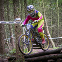 Photo of George NEWHOUSE at Gnar Bike Park, Cumbria