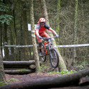 Photo of James SWINDEN at Gnar Bike Park, Cumbria