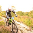 Photo of Mark MACIVER at Laggan Wolftrax