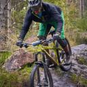 Photo of Stewart MCNEE at Laggan Wolftrax