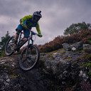 Photo of Chris HUTCHENS at Laggan Wolftrax