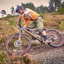 Photo of Sean DUGAN at Laggan Wolftrax