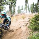 Photo of Megan O'BRIEN at Sun Peaks, BC