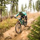 Photo of Sarah MOORE at Sun Peaks, BC