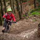 Photo of Sam HILL at Dyfi Forest