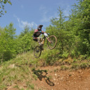 Photo of Niall DAVIS at Ae Forest