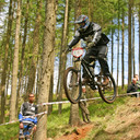Photo of Stuart HUGHES at Ae Forest