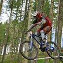 Photo of Gareth HOPKINS at Ae Forest